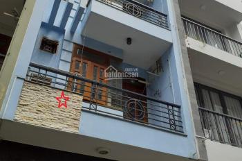 Nhà HXT 3L, 6PN, 7WC Bờ Bao Tân Thắng (cho làm CHDV)