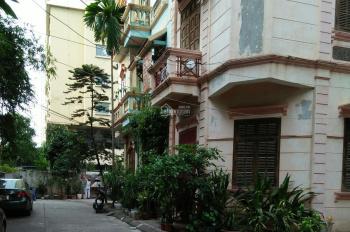 Bán nhà liền kề khu phân lô vip Hồng Mai, ô tô đỗ cửa 49m2, bán rẻ trả nợ 8,2 tỷ