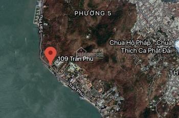 Bán gấp biệt thự mặt tiền biển 836m2, 100% thổ cư, đường Trần Phú, TP Vũng Tàu. LH: 0932 311 068