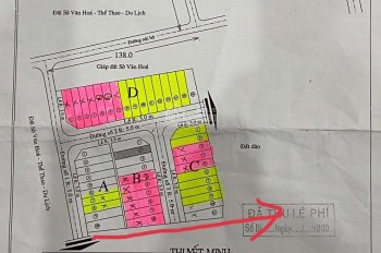 Đất nền khu phân lô Quang Trung, ô tô tới đất, giá rẻ, sổ hồng có sẵn không phải đợi lâu