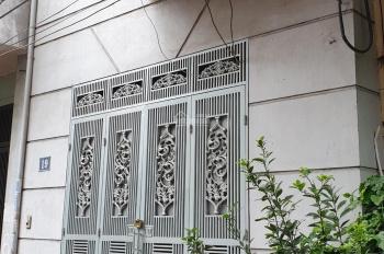 Bán nhà phân lô 60m2 x 4t, mặt tiền 4m ngõ trước nhà 3m Hoàng Hoa Thám, 0921711234