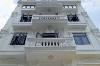 Cực hot tòa nhà 5 tầng cực đẹp Trần Quốc Tuấn, P1, Gò Vấp 8 x 24m - 0934177765 Gặp Hoàng