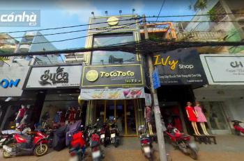 Cho thuê nhà mặt tiền đường Cách Mạng Tháng Tám, 5x20m, 3 lầu tiện kinh doanh thời trang, coffee