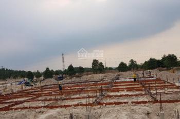 Tôi có vài lô đất liền kề khu công nghiệp Becamex cần bán 5x40m thổ cư 100m2 giá 560 triệu