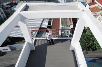 Nhà 5 tầng bề ngang 8m1, ngay đầu hẻm xe hơi thông sầm uất Hoàng Văn Thụ, P8, Phú Nhuận