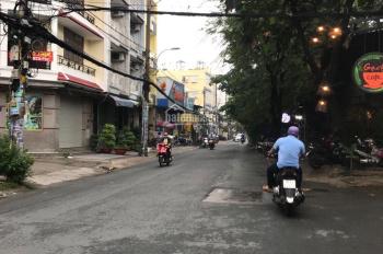 Cho thuê nhà góc 2 MT đường Nguyễn Hữu Tiến, P. Tây Thạnh, Tân Phú, diện tích: 6.3x17m. 1 trệt 3L