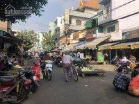 Bán nhà cấp 4 mặt tiền Lâm Văn Bền, P Tân Quy, Quận 7, DT 4 x 15m, DTXD 4 x 13,5m, giá 12,7 tỷ