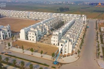 Bán biệt thự song lập Vinhomes Ocean Park 125 m2 - 185 m2 giá từ 9.5 tỷ xây dựng 75m2/sàn, liên hệ