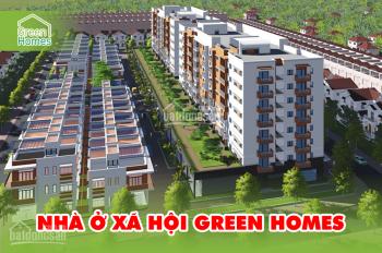Chung cư Green Homes Đình Bảng - giá chỉ từ 9,92tr/m2 - chỉ cần 200tr - cuối năm nhận nhà ở ngay