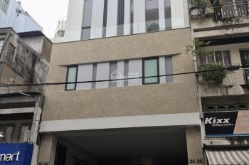 Nhà MT Nguyễn Trãi, P3, Q5 (DT: nở hậu 5x18m), hầm trệt, 3L, ST, HĐT 100tr/th. Giá 43,5 tỷ TL