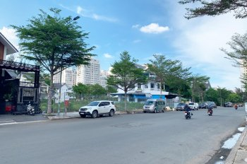 Rổ hàng nhiều lô đất giá tốt BT ngay TTTM Vivo City PMH DT 250m2, XD, hầm 2,5 lầu, giá 75tr/m2 SHR