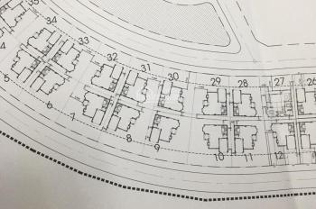 Chính chủ cần bán gấp lô đất biệt thự khu đô thị Geleximco Lê Trọng Tấn, A2 BT1 ô 8, DT 365m2