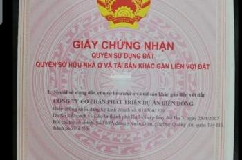 Bán đất biệt thự Hà Khánh C trục đường 21m