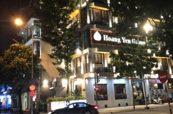 Bán gấp nhà MT Trần Hưng Đạo, Quận 5, đoạn 2 chiều, DT: 4.85mx21m 6 lầu, HĐ thuê 125 triệu/th