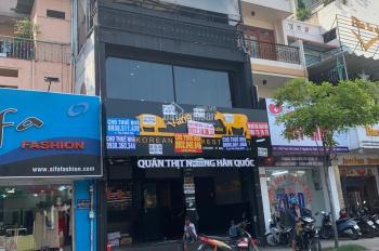 Mặt tiền 268 Bùi Thị Xuân, Phạm Ngũ Lão, Q.1 trệt 3 lầu DT: 6x25m toàn bộ nội thất mới 100%