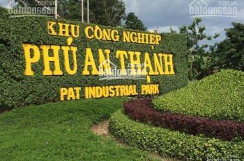 Đất nền giai đoạn 1, giá đầu tư tại Phú An Thạnh, Western City, Bến Lức, Long An, xây dựng ngay