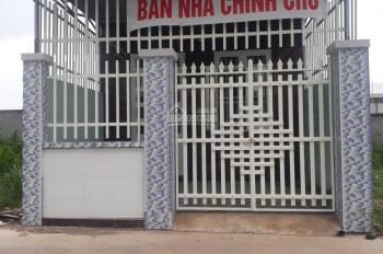 Chuyển về Sài Gòn sinh sống tôi nhượng lại căn nhà mới sát QL 13, gần chợ, trường học KCN