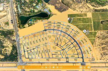 Đất nền Kỳ Co, giá 1.6 tỷ/nền, chiết khấu từ 1% - 5%, trả chậm 18 tháng
