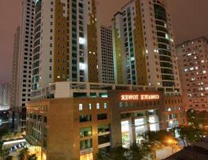 Cho thuê văn phòng tòa Comatce Tower - 61 Ngụy Như Kon Tum, DT 255,2m2, sàn hot, giá yêu thương