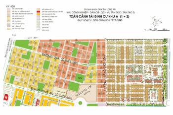 Bán đất nền thị trấn Đức Hòa - Long An - giáp ranh các KCN lớn - giá từ 550tr/nền. LH: 090.555.9396