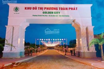 Bán đất nền khu đô thị Phương Toàn Phát - Golden City, liên hệ: 0584.906.179
