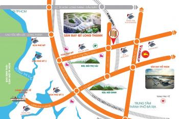 Đất Phú Mỹ - cơ hội đầu tư giá rẻ - LH: 0903777464
