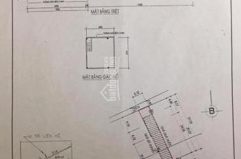 Chính chủ bán nhà mặt tiền 30/4, P. 11, TP. Vũng Tàu LH: 0983676774