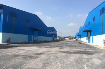 Chúng tôi cần cho thuê nhà xưởng để sản xuất hoặc làm kho tại khu công nghiệp Tân Kim mở rộng