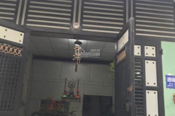 Giá mềm - bán nhà hẻm xe hơi Dương Thị Mười gần Huỳnh Thị Hai - 4 x 14m trệt gác giá 2.95 tỷ giá rẻ