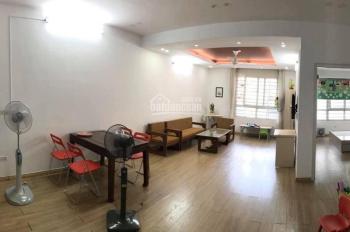 Cho thuê CHCC đẹp tòa nhà 25 phố Lạc Trung, Q. Hai Bà Trưng, DT 130m2, 3PN, full đồ đẹp, 13tr/th
