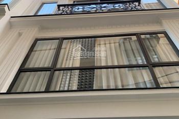 Cần bán nhà mặt ngõ Phạm Văn Đồng 5 tầng xây mới 35m2 - lô góc 2 mặt thoáng - ô tô đỗ 5m - 3,05 tỷ