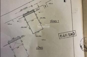 Bán nhà Cư Xá Thanh Đa, P27, Bình Thạnh 5x10m CN 50m2 giá chỉ 4,8 tỷ