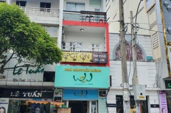 Cho thuê góc 2 mặt tiền Nguyễn Đình Chiểu, Quận 3, DT 4x18m 3 tầng. Giá 60tr/th LH Vân 0901465338