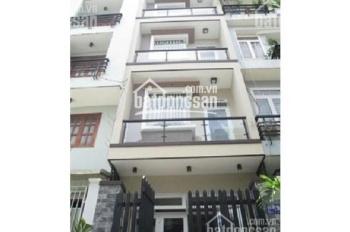 Cho thuê nhà mới xây hẻm 8m 285/36 đường CMT8 gần Hà Đô Centrosa, Quận 10. LH 0902.792.752