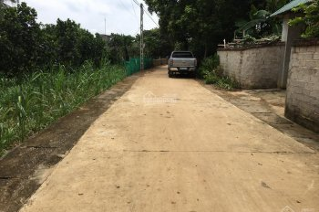 Bán lô đất 2370m2 thực tế sử dụng 2700m2 tại xã Vân Hòa, Ba Vì, Hà Nội
