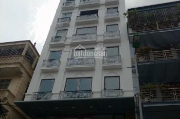 Tôi cho thuê nhà mặt phố Giảng Võ không giới hạn mô hình kinh doanh, diện tích 75m2 có thang máy