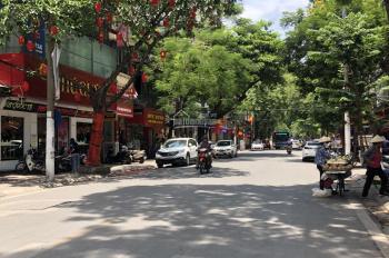 Bán nhà đất mặt phố Trần Nhân Tông, 379m2, 138 tỷ
