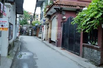 Bán nhà phố Nguyễn Chính, an ninh tốt, 37m2, 2,48 tỷ
