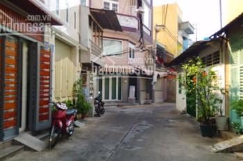 Định cư cần bán gấp nhà hẻm 6m Bình Thới 4,1x12m 1 trệt, 2 lầu, nhà đẹp. LH 0901266944