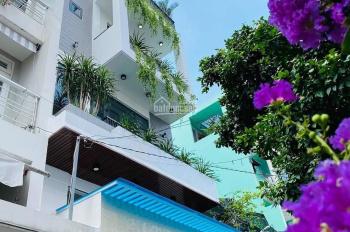SIêu phẩm Villa Phố đẳng cấp sang trọng hẻm ô tô vào nhà DT 5x15 tặng toàn bộ nội thất cao cấp.