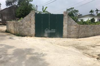 Cần bán 961 m2 đất view cao thoáng có tường bao quanh tại xã Vân Hòa, Ba Vì, Hà Nội