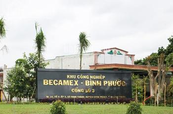 Tôi đang có lô đất diện KCN Becamex Bình Phước cần bán, sổ sẵn, công chứng ngay 480 triệu/200m2