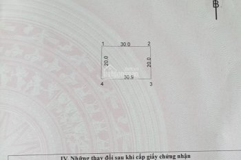 Chính chủ kẹt tiền bán gấp lô đất MTĐ 81, ngay trung tâm thị xã Phú Mỹ, BRVT 600m2 thổ cư, 1tỷ850