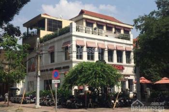 Cần bán gấp nhà 2 mặt tiền Hai Bà Trưng - Đinh Công Tráng đối diện nhà thờ Tân Định 225m2 120 tỷ