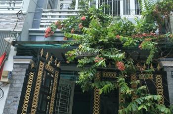 Bán nhà quận Bình Tân, đường Số 4, P. Bình Hưng Hòa B, 40m2 1 lầu, có sổ hồng 2 tỷ 895 triệu