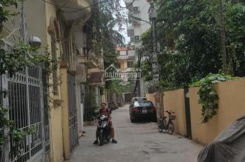 Bán nhà ngõ 34 Âu Cơ, phường Quảng An, Tây Hồ, Hà Nội