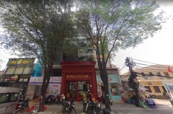 Cho thuê tòa nhà ngay góc Nguyễn Văn Thủ - Nguyễn Bỉnh Khiêm, Q1 DT: 5x23m 4 lầu. Chỉ 111,305 tr/th