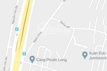 Kẹt tiền bán gấp đất mặt tiền đường Nam Hòa, Quận 9