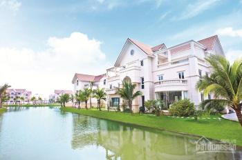 Bán gấp căn Bằng Lăng 11, 500m2, lô đất đẹp, 36 tỷ, HT nội thất sang trọng, view sông thoáng