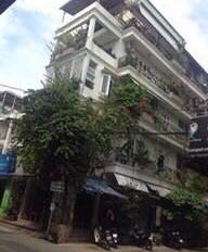 Bán căn góc 2 mặt tiền Nguyễn Trọng Tuyển, Phú Nhuận. DT: 4.5x20m, 5 tầng, giá: 23.8 tỷ TL